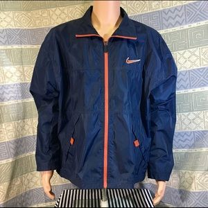 Nike - Men's Vintage Full Zip Lined Logo Jacket